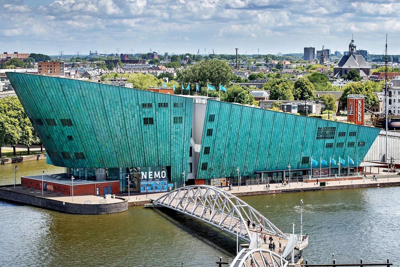 موزه علمی نمو Nemo Science