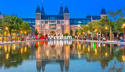 تور اقتصادیآمستردام کشور هلند