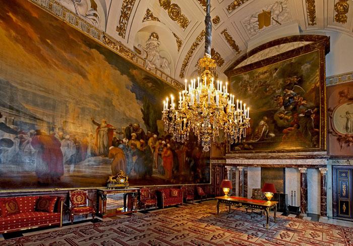کاخ سلطنتی آمستردام Koninklijk