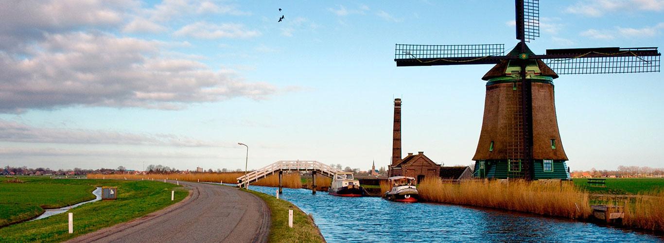 سفر به کشور هلند و تماشای حیرت انگیز بهشت در زمین