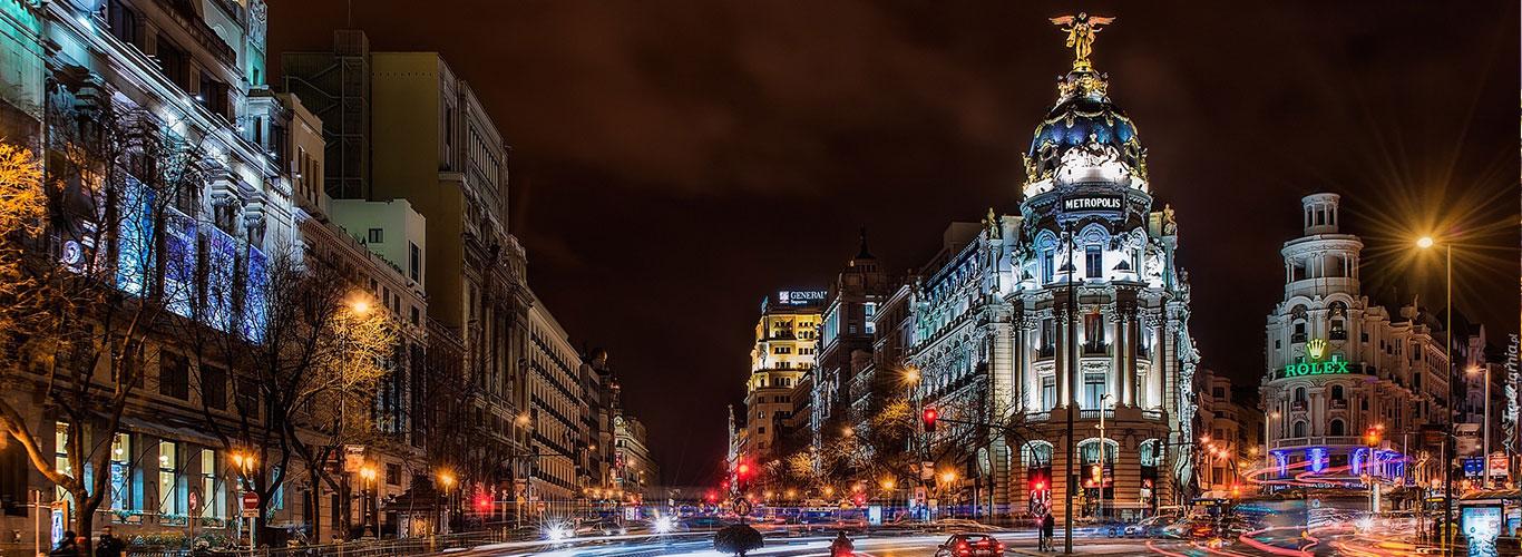 کشور اسپانیا با سواحل بی نظیر و شهرهای پر شور