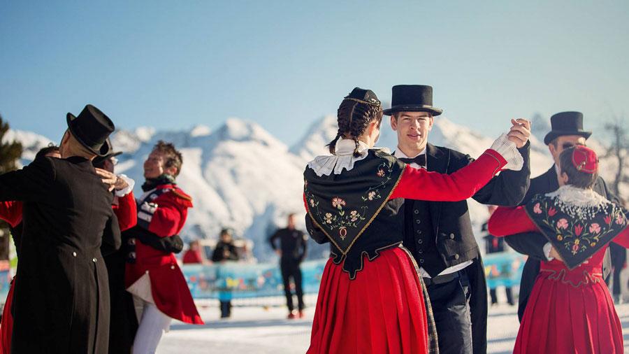 فرهنگ و آداب و رسوم مردم کشور سوئیس