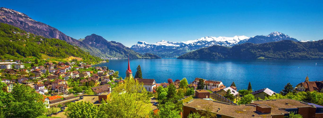 سفر به سوئیس بهشت شیرین اروپا