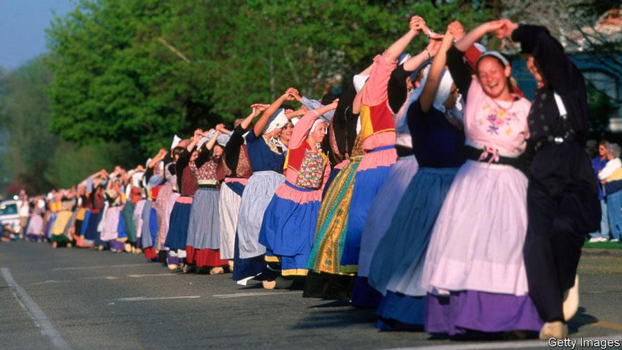 لباس سنتی مردم هلند