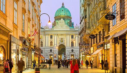تور وین کشور اتریش ویژه مهر ماه ۹۹
