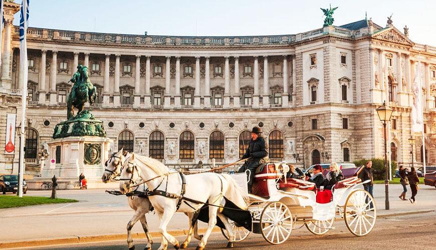 همه چیز درباره وین مهد هنر و فرهنگ اتریش