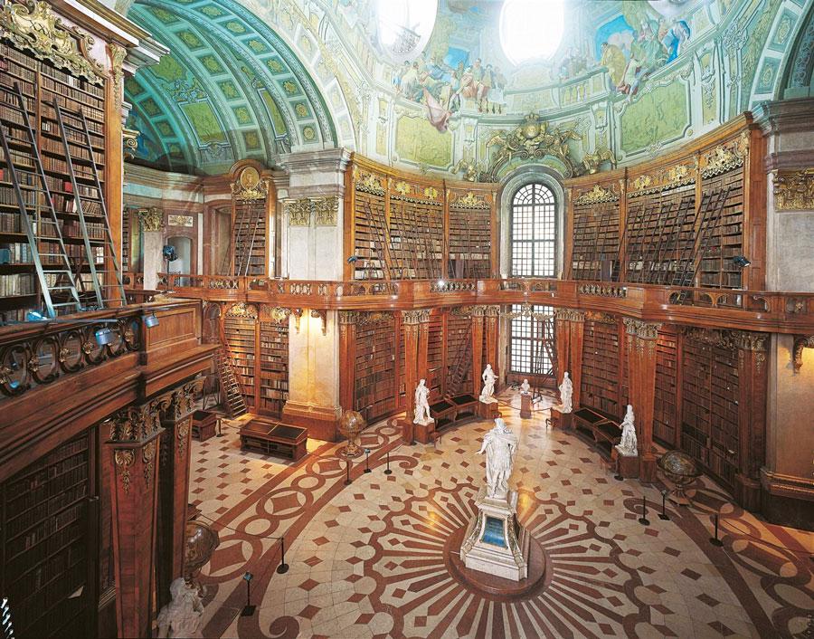 کتابخانه ملی اتریش