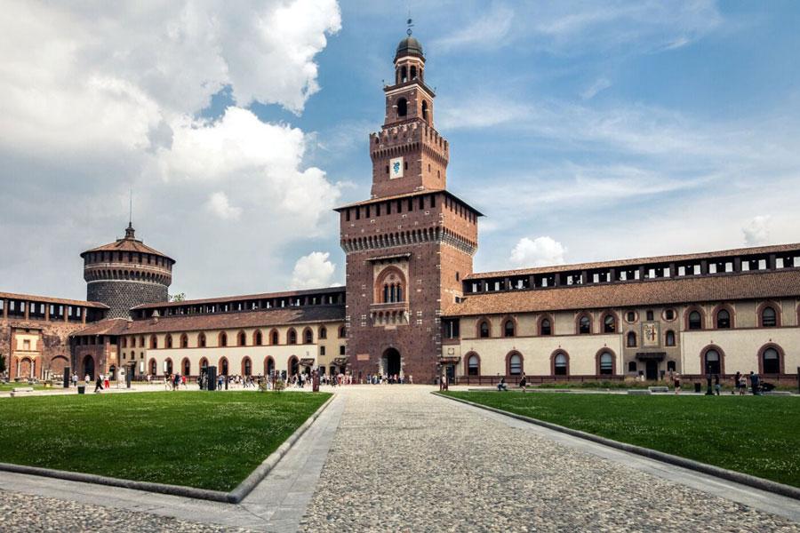 قصر سفورزا