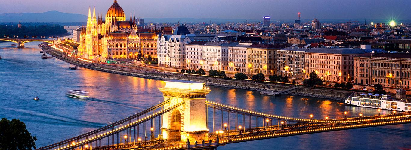 تور ارزان بوداپست و جاهای دیدنی