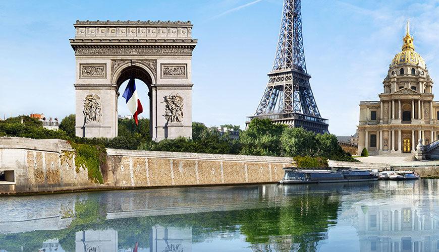 فرانسه رویایی ترین کشور اروپا برای سفر