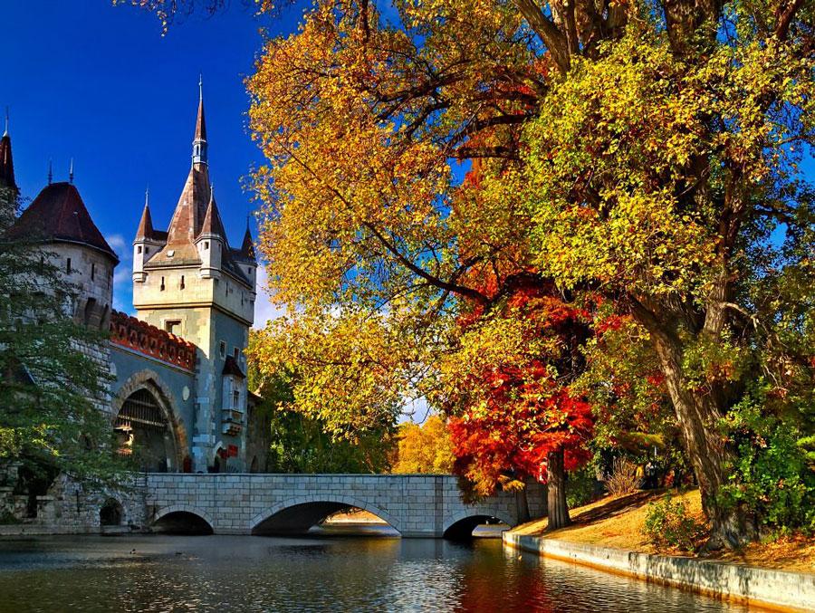 فصل پاییز در مجارستان
