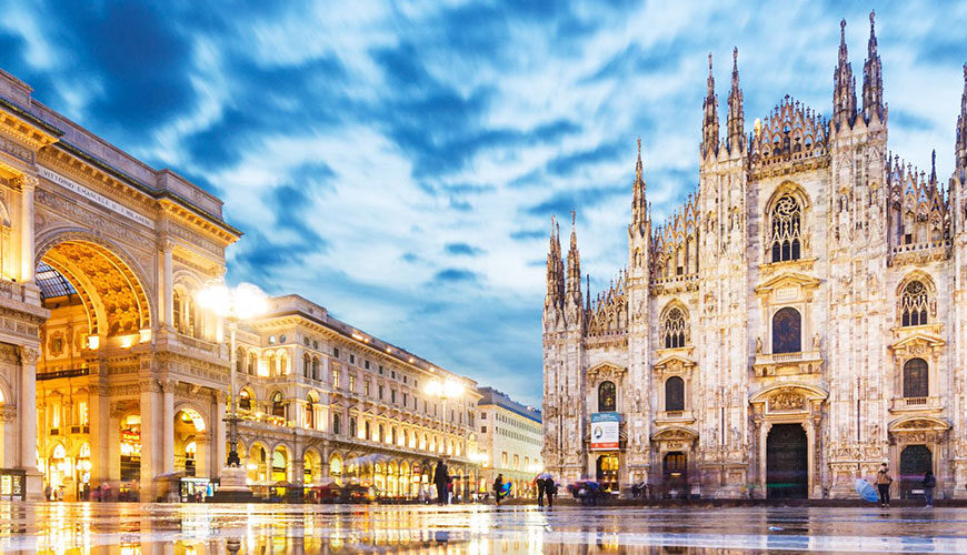 سفر به میلان شهر مد و ثروت در ایتالیا