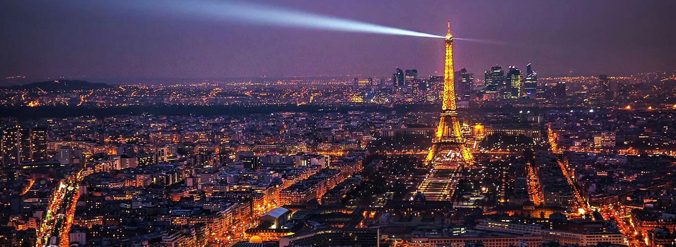 سفر به پاریس شهر نور و عشق