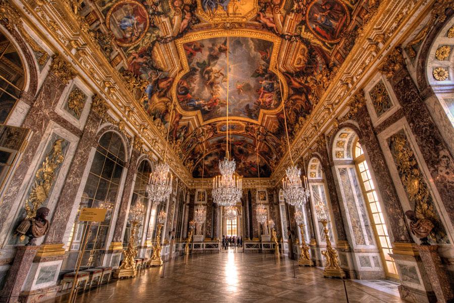 کاخ ورسای پاریس