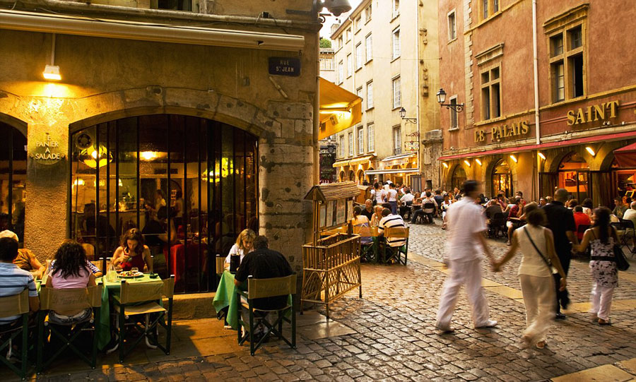 شهر لیون (Lyon) فرانسه