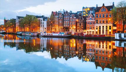 تور لاکچری آمستردام کشور هلند