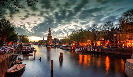 تور ویژه آمستردام کشور هلند