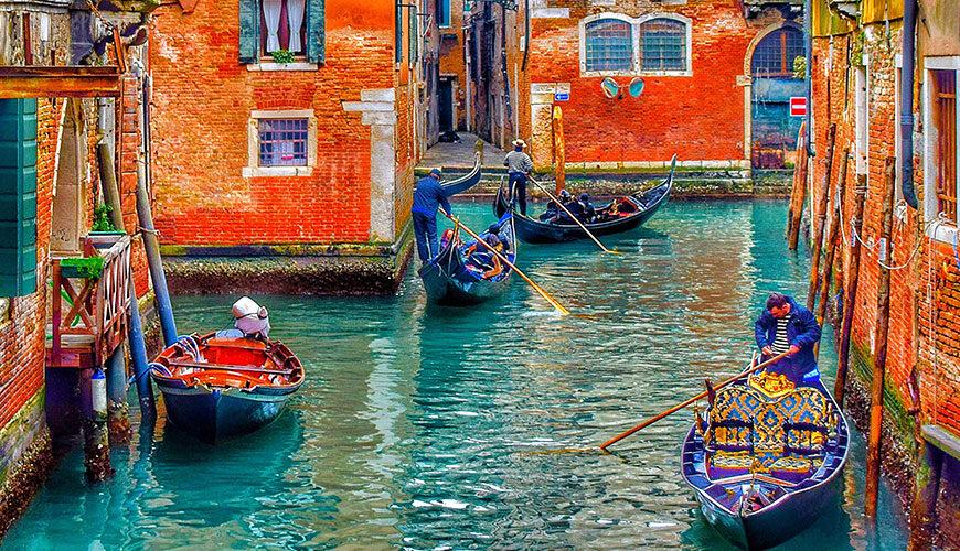دیدنیهای ونیز رمانتیک ترین شهر دنیا