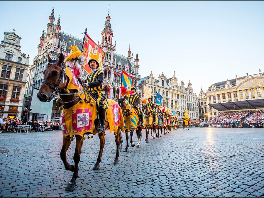 فرهنگ و آداب و رسوم مردم قاره اروپا
