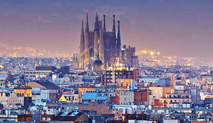 تور اقتصادی شهر بارسلون