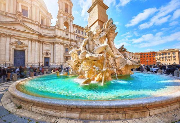 ممنوعیت شنا در حوضچه های ایتالیا