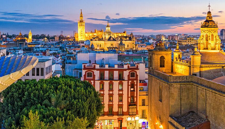 10 شهر مهم و دیدنی در کشور اسپانیا