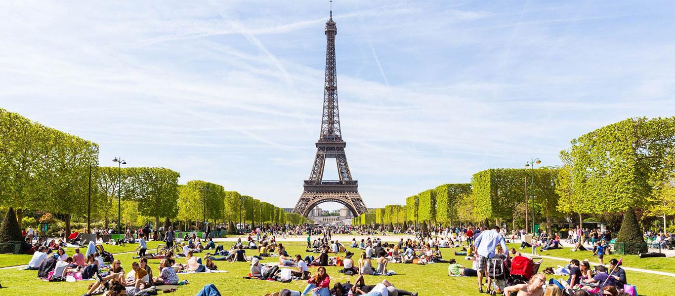 کشور فرانسه کجاست و در کدام قاره قرار دارد؟