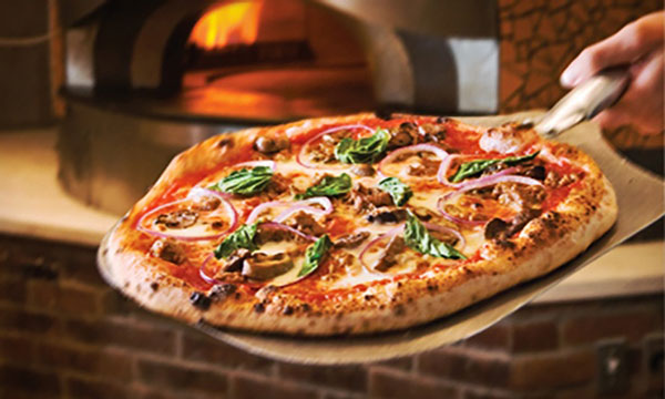 پیتزا ناپولی ایتالیایی