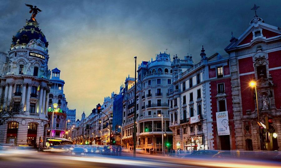 شهر مادرید