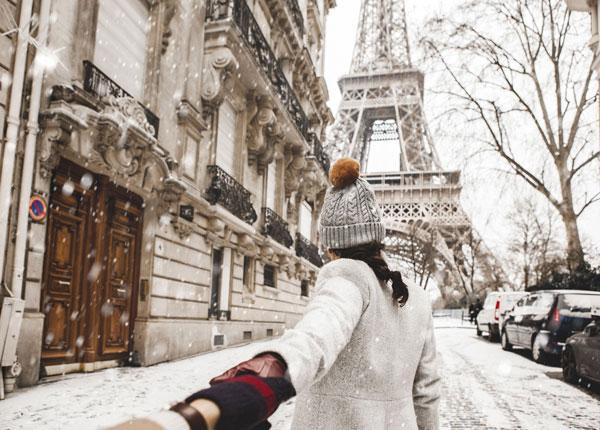 زمستان پاریس