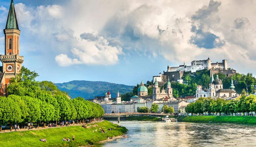 9 جاذبه گردشگری و توریستی کشور اتریش