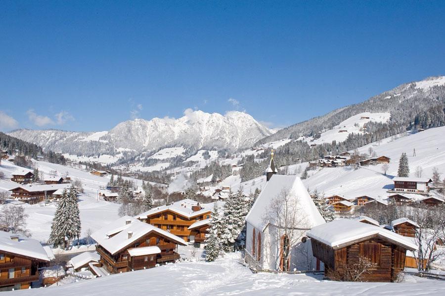 زمستان آلپباخ اتریش