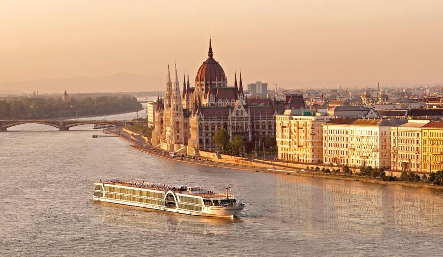 رودخانه دانوب مجارستان