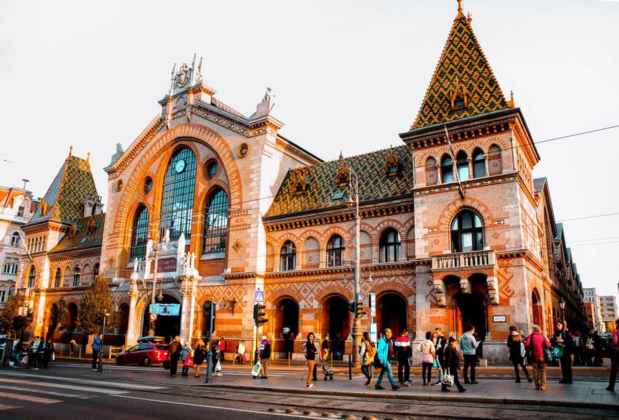 بازار بزرگ بوداپست