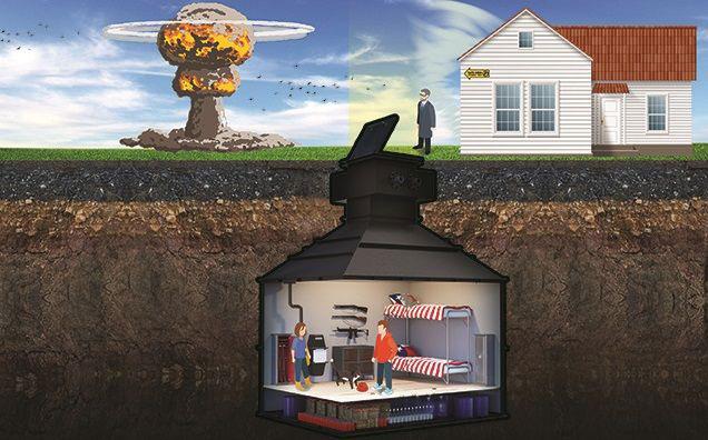 پناهگاه هسته ای
