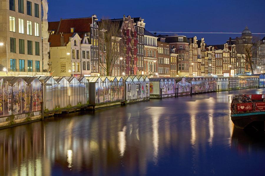 رودخانه آمستل آمستردام