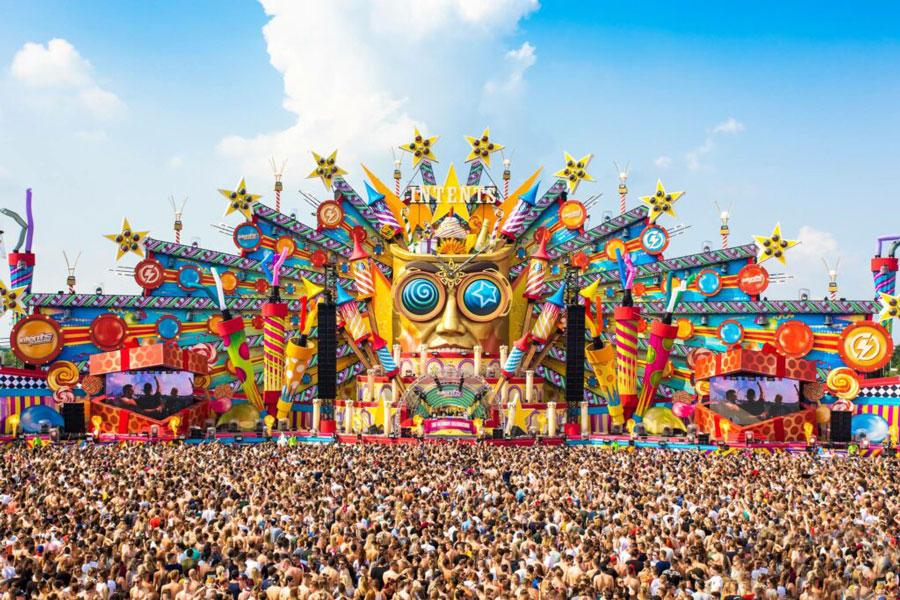فستیوال موسیقی هلند
