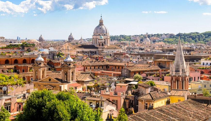 همه چیز درباره رم ایتالیا (معرفی شهر رم)