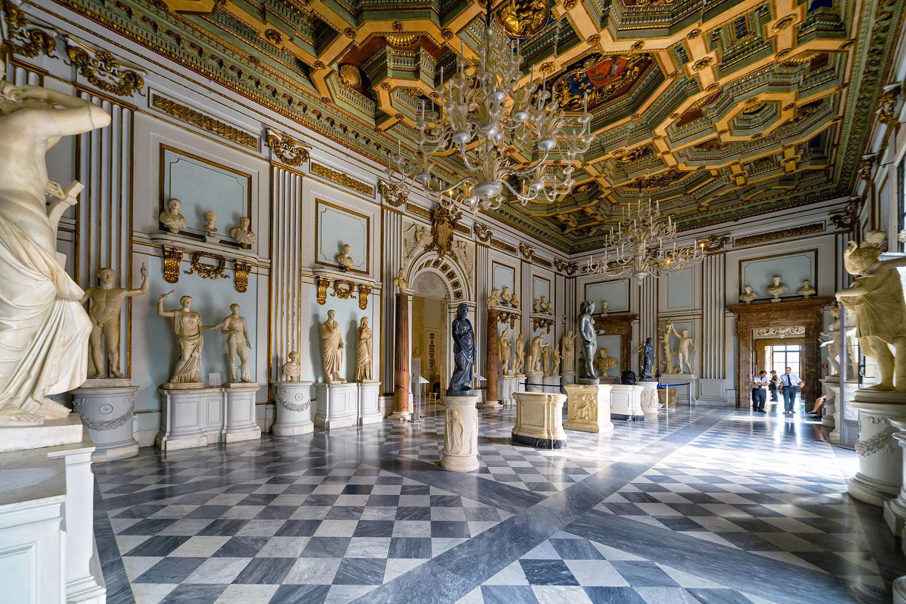 مجموعه موزه های کاپیتولین (Musei Capitolini)