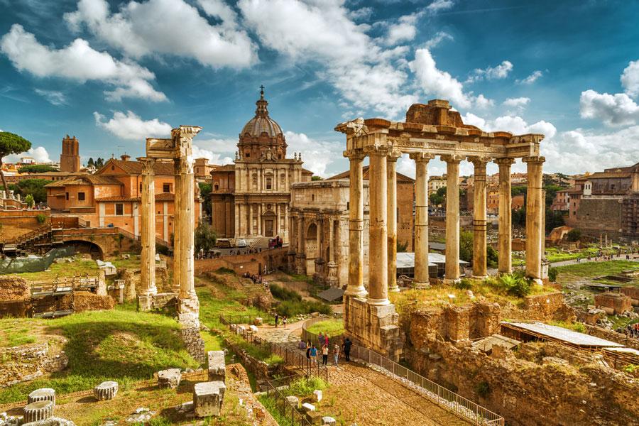 رومن فروم (Roman Forum)