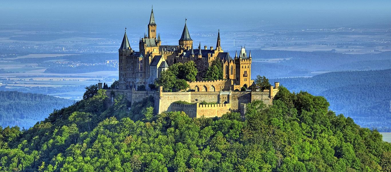 معروف ترین و زیباترین قلعه های اتریش