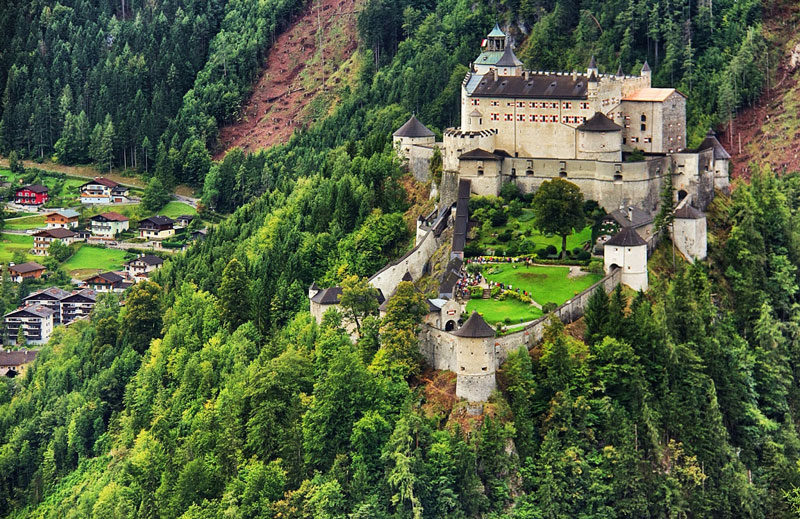 قلعه هوهن ورفن