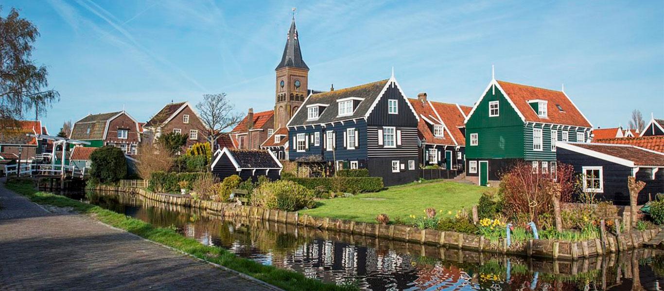 بهترین جاذبه های گردشگری هلند