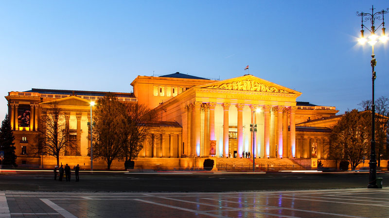 موزه هنرهای زیبا بوداپست