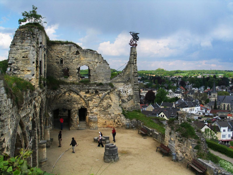 قلعه تاریخی والکنبرگ