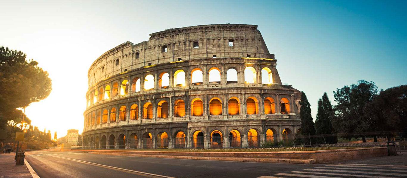 ۱۰ تا از شگفت انگیز ترین جاذبه های معماری رم ایتالیا