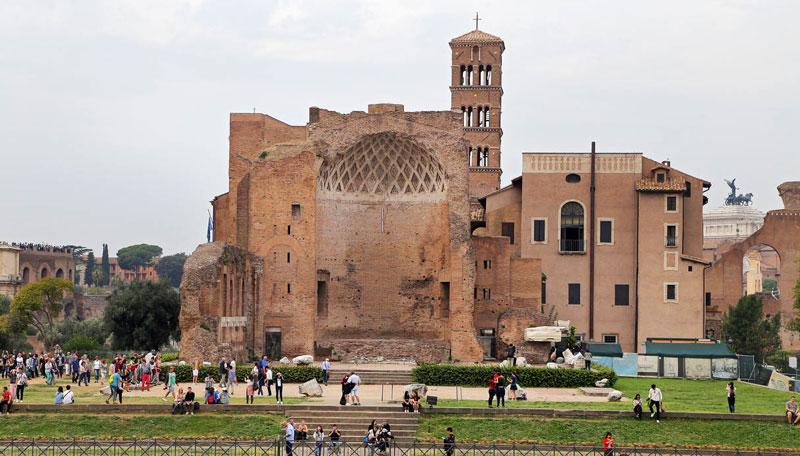 کاخ طلایی نرون، داموس اوریا