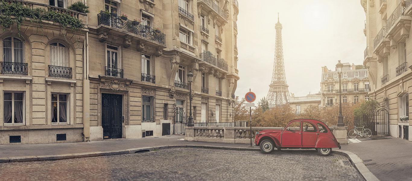 بهترین جاذبه های گردشگری فرانسه پاریس